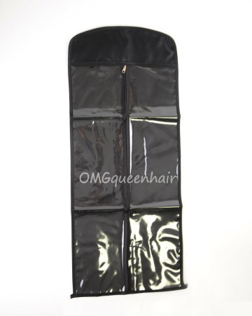 Wigs/Clip In Hair Extension Carrier Bag [CT31]