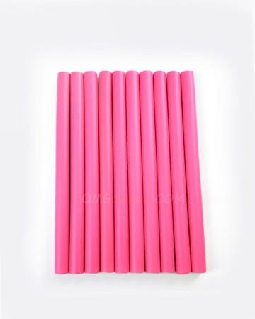 10Pcs Curler Foam Bendy Twist-flex Rods Tool DIY Hair Rollers [CT06]