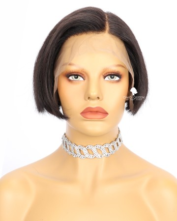 Boss Miranda Pixie Cut Short Bob Lace Wig Affordable Virgin Brazilian Hair [BMW24]