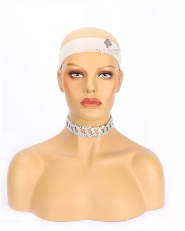 Adjustable Lace Grip Hair Band (CT35)