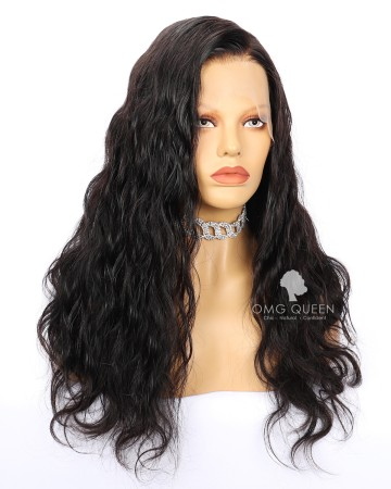 Affordable Virgin Brazilian Hair Body Wave Full Lace Wigs Good Quality [BFW02]