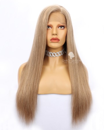 High Quality Highlights Lace Wig Transparent Lace [IMW16]