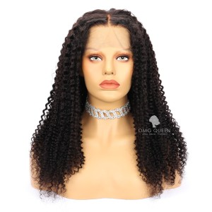 Kinky Curl 360 Wig Hot 180% Density  Virgin Brazilian Good Quality Affordable Wig  [BTW07]