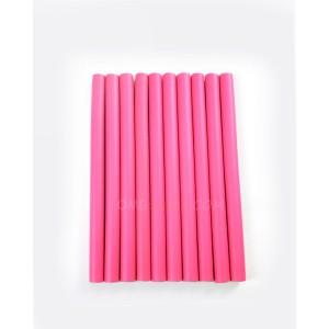 10Pcs Curler Foam Bendy Twist-flex Rods Tool DIY Hair Rollers [CT06]