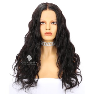 Good Quality Virgin Brazilian Hair Body Wave Lace Front Wigs Affordable Hair [BLW03]