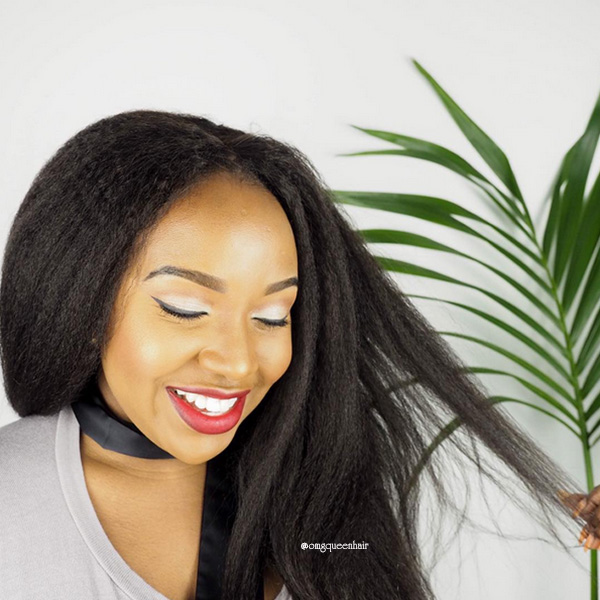 Good Quality Virgin Brazilian Hair Cheap Kinky Straight U-Shape Wigs [BUW04]