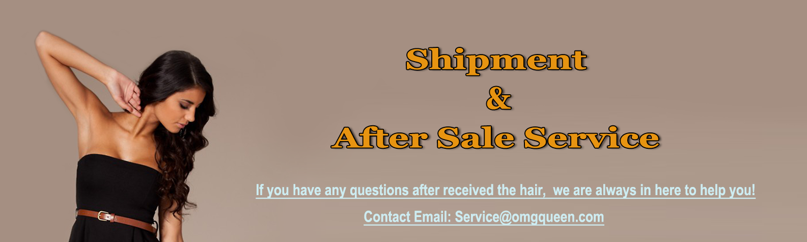 shippment and return policy