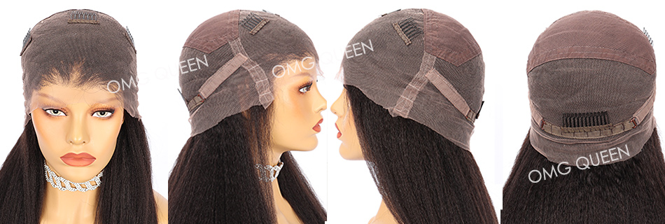 CapB Glueless Full Lace Wig Cap with Top Stretch